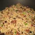 Cantonese Chinese Stir-Fried Sticky Rice / Chow[...]