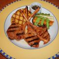 Hoisin Barbeque lamb chops Recipe