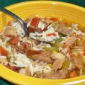 Turkey and Sausage Jambalaya