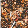 Almond Butter Seed Fruit and Nut Granola