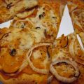 Butternut Squash Rosemary Pizza