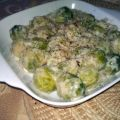 Brussels Sprouts With Celery