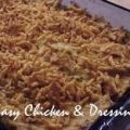 Easy Chicken & Dressing