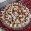 Ceviche Skewers