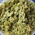 Pesto & Yogurt Pasta Recipe