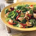 Chicken Salad with Piquillo Peppers, Almonds,[...]