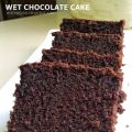 Wet Chocolate Cake (siaran ulangan)