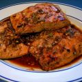 Grilled Salmon With Chili-Lime Sauce
