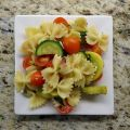 Lemon-Zucchini Pasta Salad Recipe