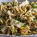Chicken Salad with Whole Wheat Fusilli
