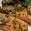 Grilled Salmon With North African Flavors