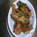 Chinese chicken wing .Plum sauce &chili sauce[...]