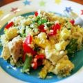 Chicken Salad with Couscous