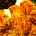 Arroz con Pollo: (Yellow) Rice and Chicken[...]