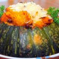 Chili Con Crab in Kabocha Recipe