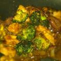 Crispy Chicken With Broccoli