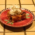Caramel Chocolate Chip Bread Pudding