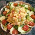 Curried Chicken Salad With Fruit and Veggies