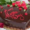 Chocolate Cake For Mothers Day  From Puan Ros & Award From Paty's Kitchen