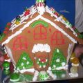 Gingerbread House Dough & Icing