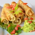 Easy Chicken Flautas