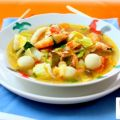 Tom Yum Seafood Soup Recipe