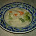 Tortellini and Vegetable Chowder