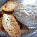 Roasted Garlic and Herb Dip