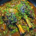 Braised Lamb Shanks with Shallots Recipe