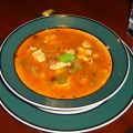 Spicy Chicken Chipotle Soup
