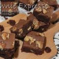 Brownie Expresso