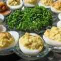 Deviled Eggs by Marlboro Country Cookbook