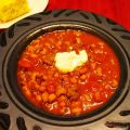 Good Luck Black-Eyed Pea Crockpot Chili Recipe