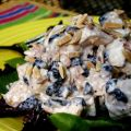 Chicken Salad With Dried Blueberries