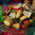Gnocchi With Broad Beans and Tomato