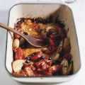 Braised Chicken with Tomatoes and Olives[...]