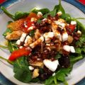 Spinach Salad With Oranges, Dried Cherries, and[...]