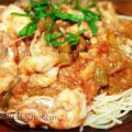 Angel Hair Pasta with Prawn..simple tapi[...]