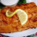 Grilled Salmon Fillets with Creamy Horseradish[...]
