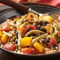 Butternut Squash and Black Bean Stew with[...]