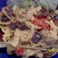 Curried Chicken Salad With Grapes and Red[...]