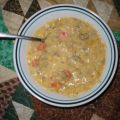 Cheeseburger Chowder from