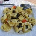 Cheese Tortellini with Purple Sage and Browned[...]