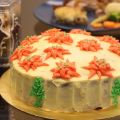 A Christmas dinner, and A Carrot Cake with[...]