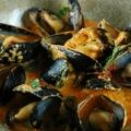 Steamed Mussels in Thai Red Curry Broth Recipe