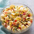 Pasta Salad with Corn, Bacon, and Buttermilk[...]