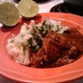 Chicken Mole with Four Chiles