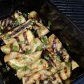 Grilled Eggplant Rolls With Mint and Garlic[...]