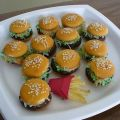 Cheeseburger in Paradise Cookies
