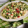 Rotisserie Chicken Christmas Salad with[...]